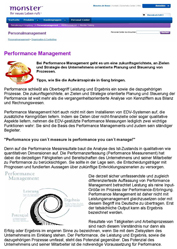 Literatur Performance Management