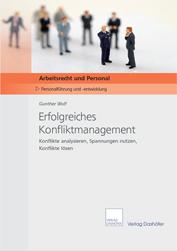 Fachbücher Literatur Konfliktmanagement