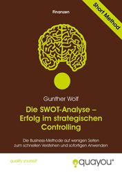 Die SWOT-Analyse Fachbücher Gunther Wolf