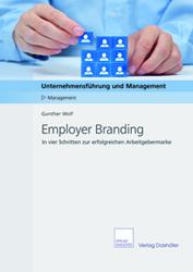 Fachbücher Gunther Wolf Employer Branding