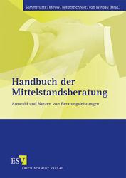 Fachbücher Literatur Wolf Handbuch der Mittelstandsberatung