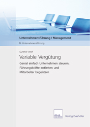 Buch Variable Vergütung