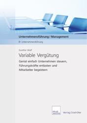 Variable Vergütung Fachbücher Gunther Wolf