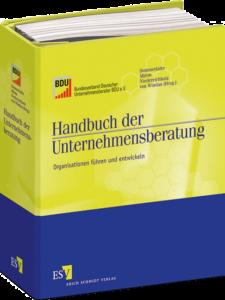 Handbuch der Unternehmensberatung