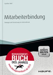 Mitarbeiterbindung Managementbuch des Jahres