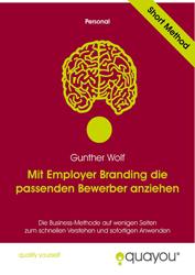 Fachbücher Gunther Wolf Employer Branding Literatur