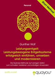 Fachbücher Gunther Wolf Leistungsentgelt Leistungsbezogene Entgeltsysteme Literatur