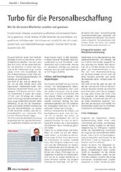 Leadership Literatur Personalbeschaffung Zeitschrift Magazin