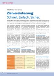 Leadership Literatur Zielvereinbarung ohne Bürokratie