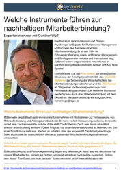 Interview Leadership Literatur