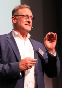 Motivation Keynote Speaker Gunther Wolf: Bei Mitarbeiterbindung ist Motivation inklusive