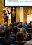Vortrag Unternehmenswerte: Speaker Wolf bei der Keynote über Leitwerte und Core Values